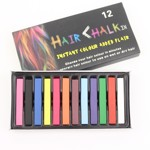 Hair Chalk / Hårkritor 12-pack