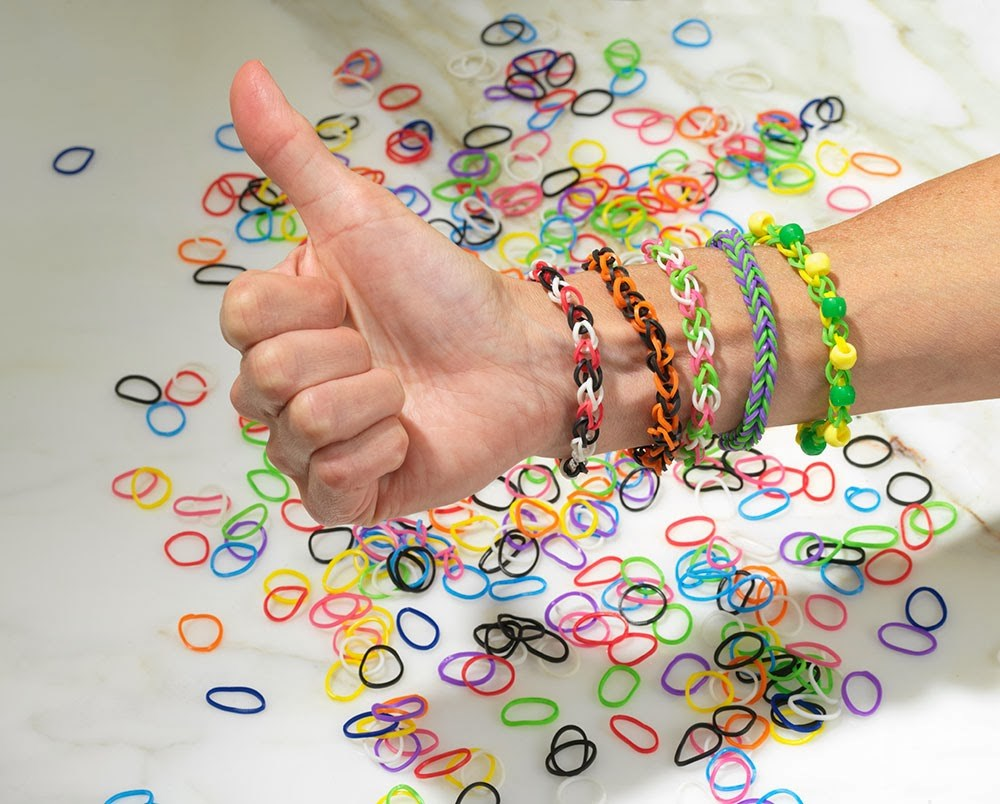Loom Bands mix